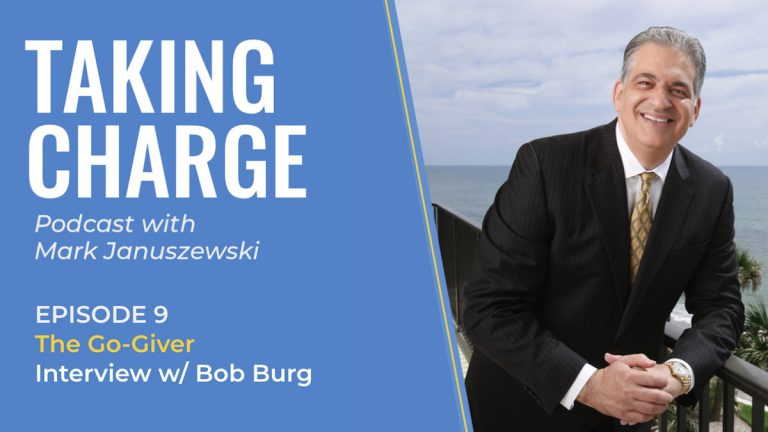 Bob Burg The Go-Giver