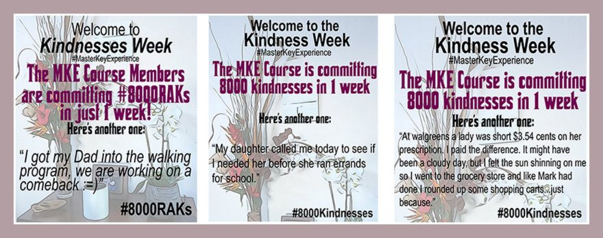 Week 17 Kindness