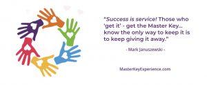 Master Key Experience Week 15; We've Got A Movement